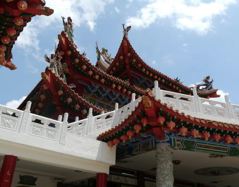 thean hou temple - things to do in kl