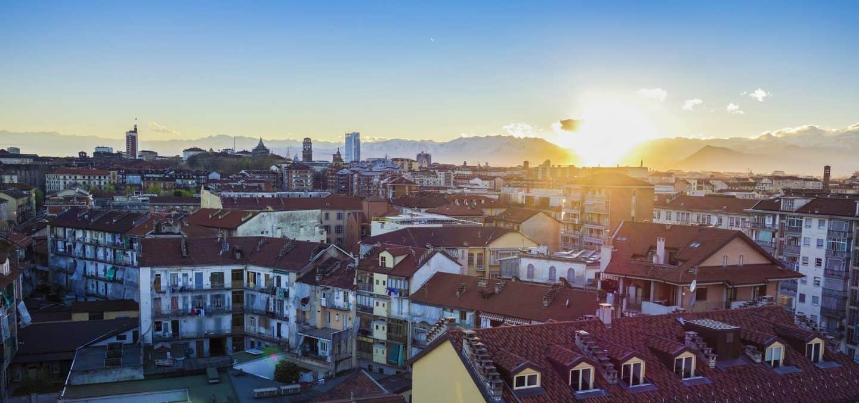 Turin Torino cityscape - beautiful cities in Italy