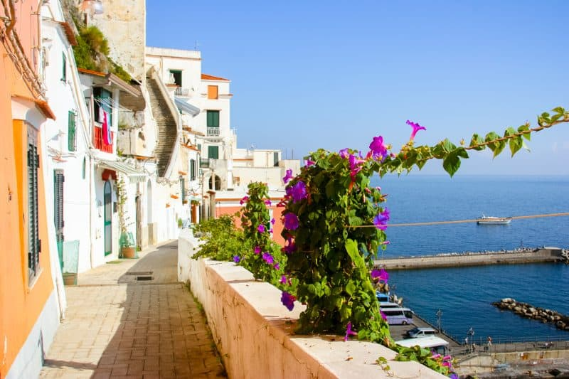 Amalfi - best italian seaside towns