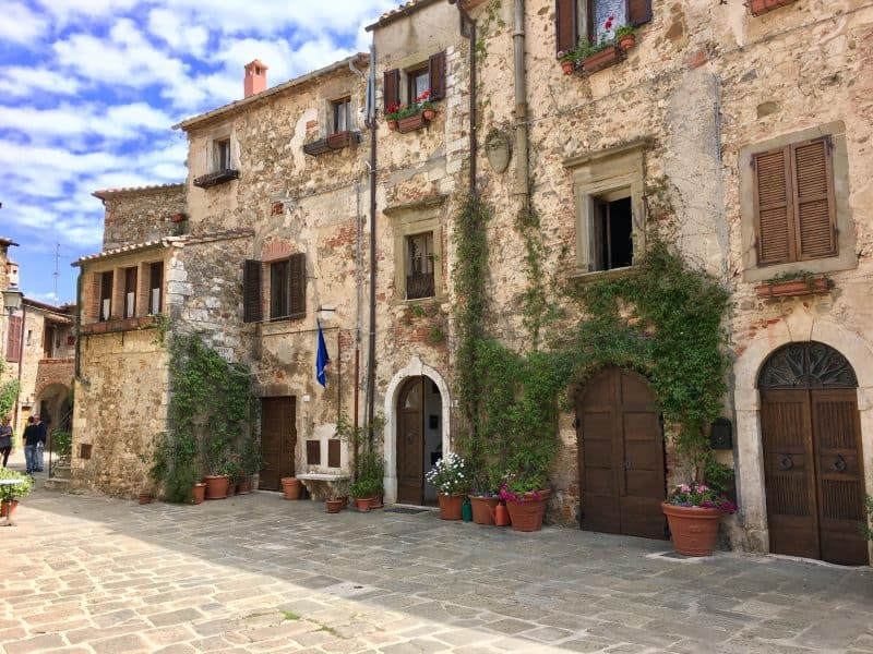 manciano - best small villages in tuscany