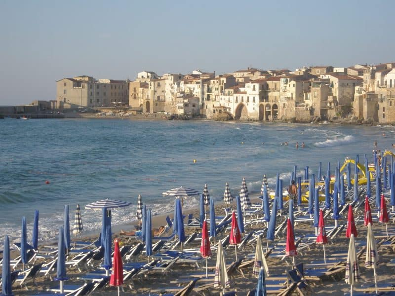 Cefalu - small towns in sicily
