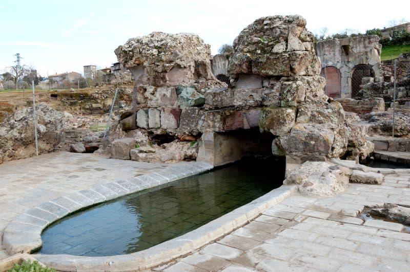 fordongianus sardinia towns to visit