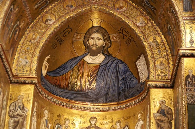 cathedral monreale sicily