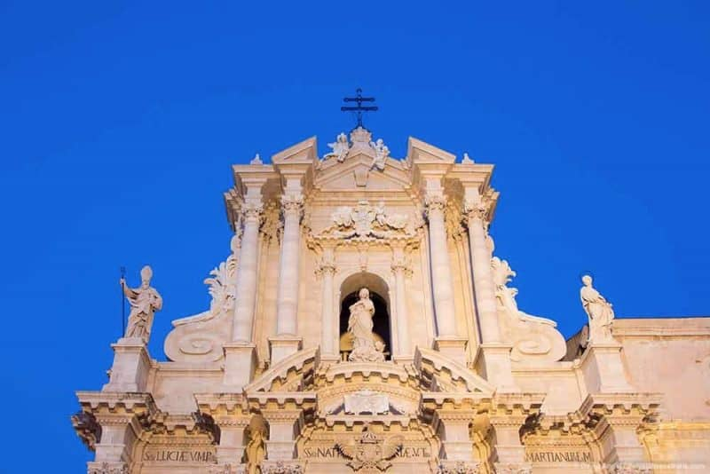 ortigia - beautiful towns in sicily