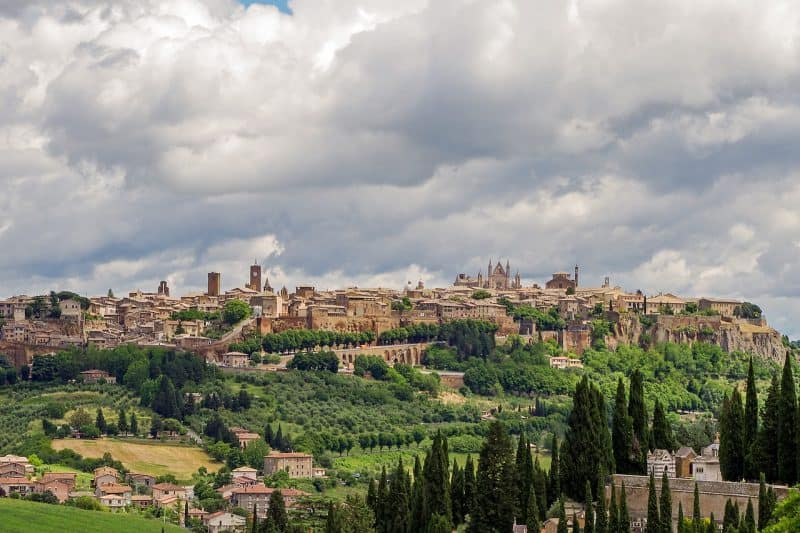 orvieto - towns outside of rome