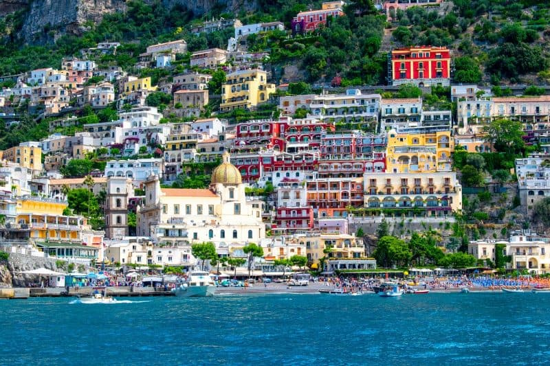 Positano - Amalfi Coast Italy