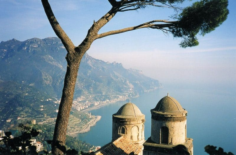 ravello - best towns on the amalfi coast