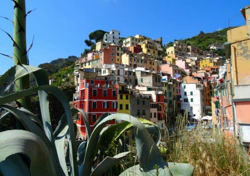 riomaggiore - five towns italy