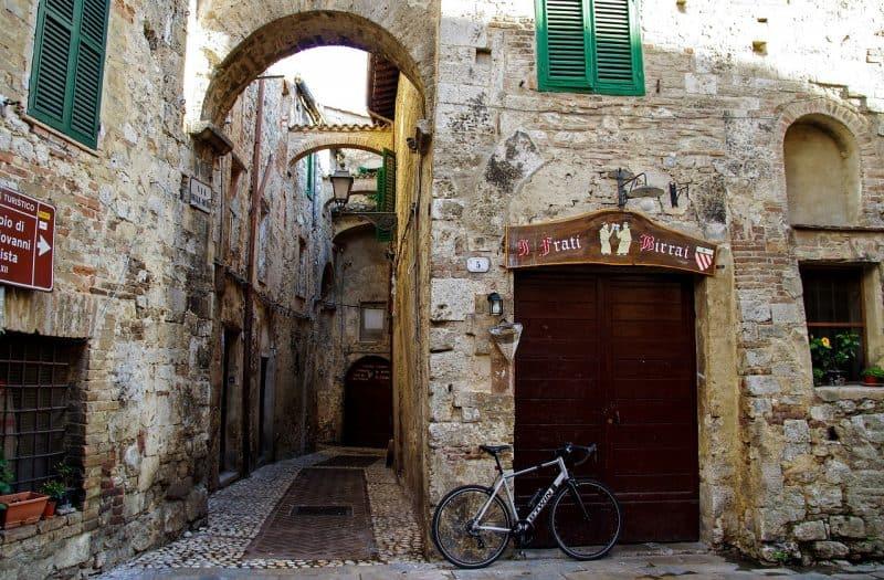san gemini - best towns in umbria