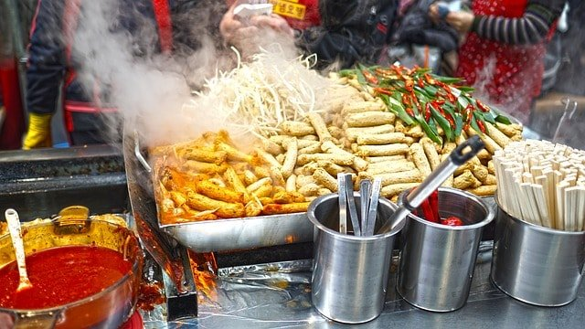 seoul street food - best places to eat in seoul
