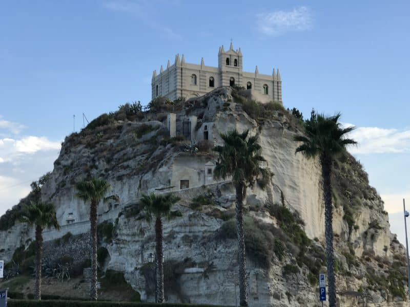 Tropea - towns in calabria italy