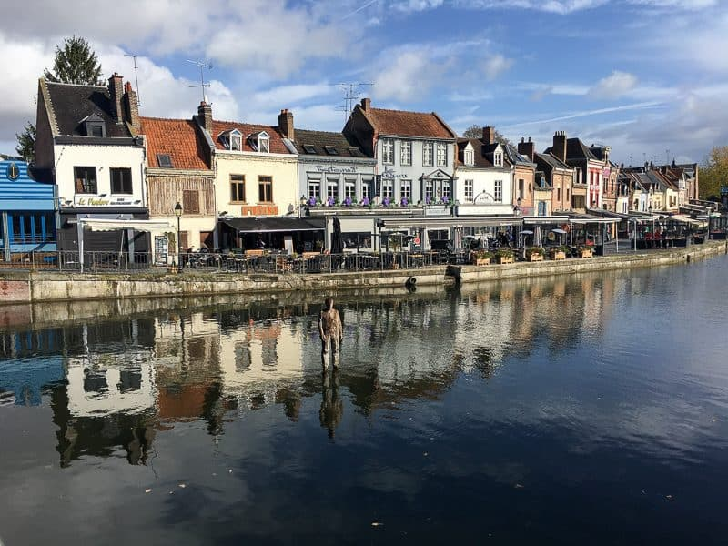 Amiens - major cities in France