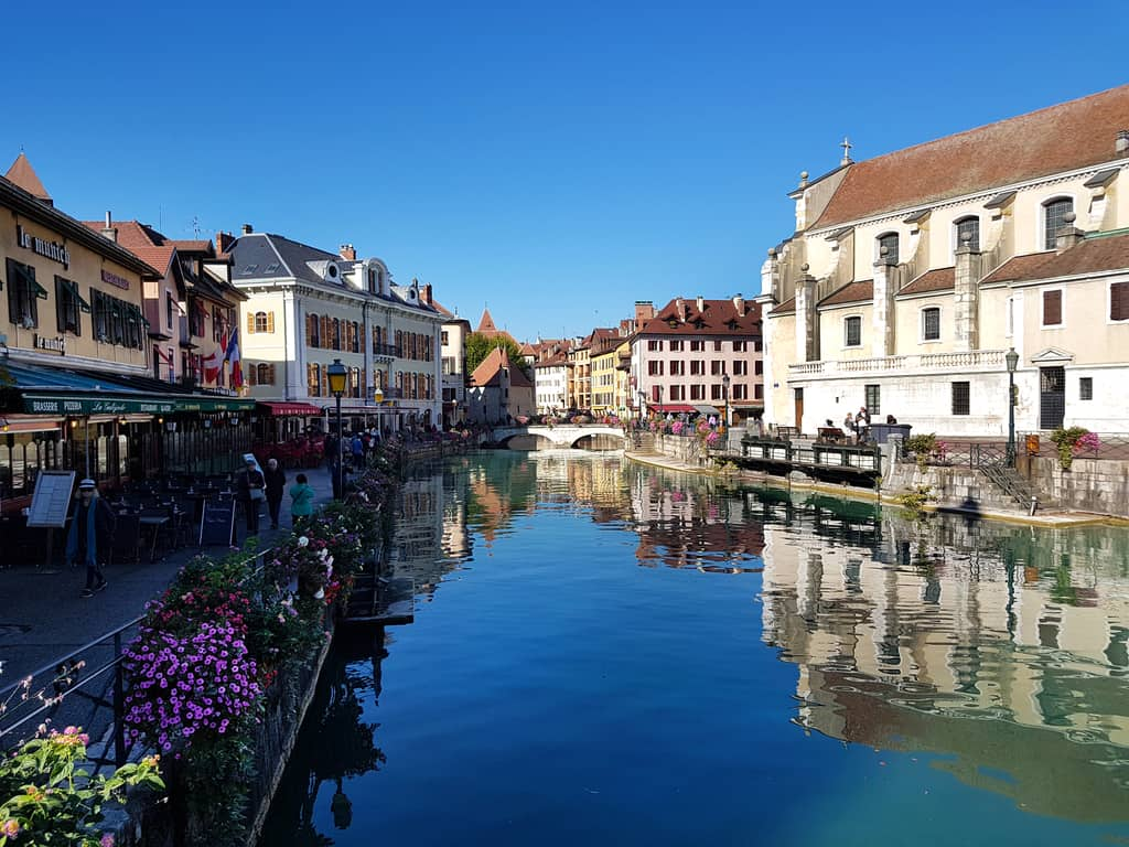 annecy - eastern france cities