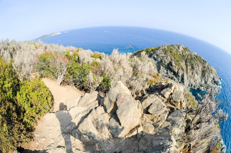 gassin provence - three capes hike