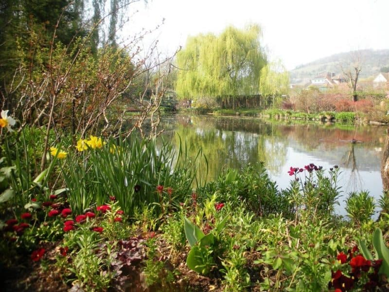 giverny - most beautiful places in france
