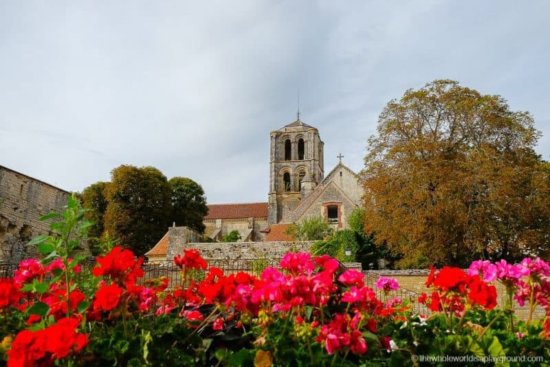 Vezelay - most beautiful towns in france