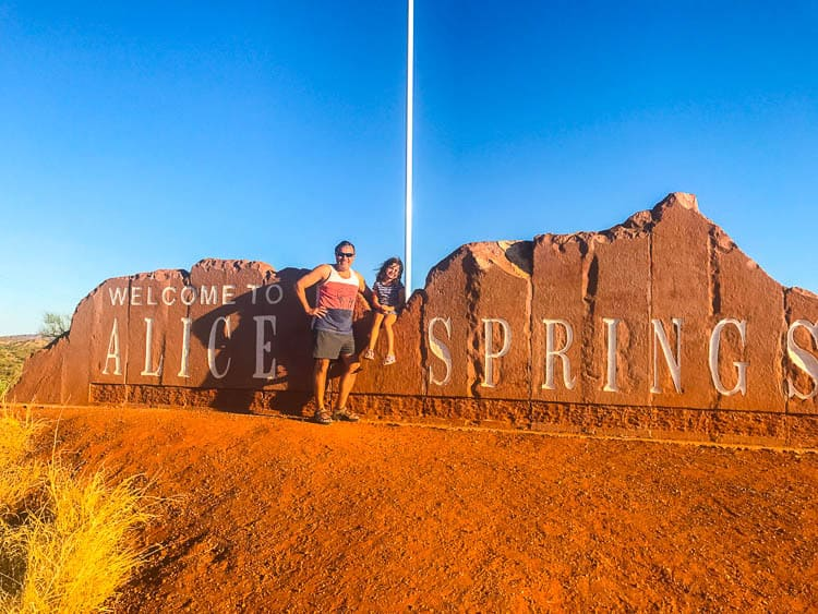 what to see in alice springs