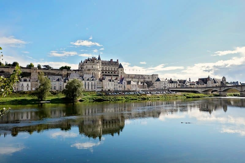 amboise - chateau towns in france