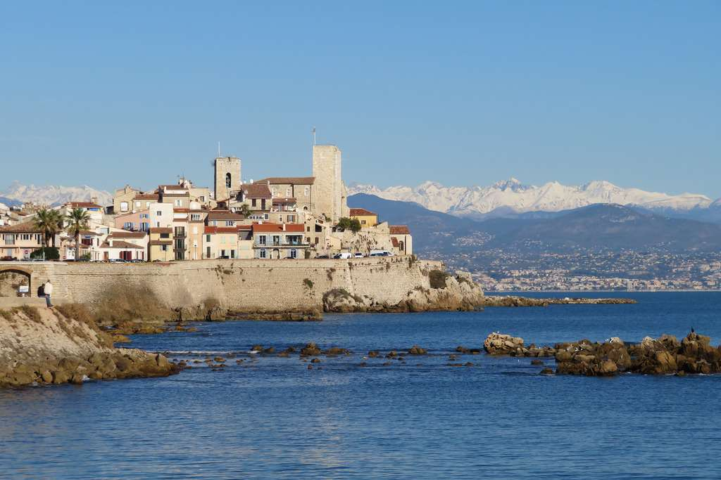 antibes - southern france cities