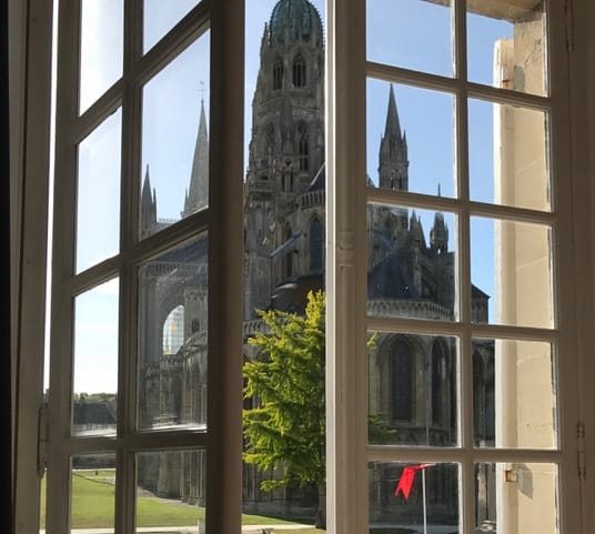 bayeux - medieval towns in france