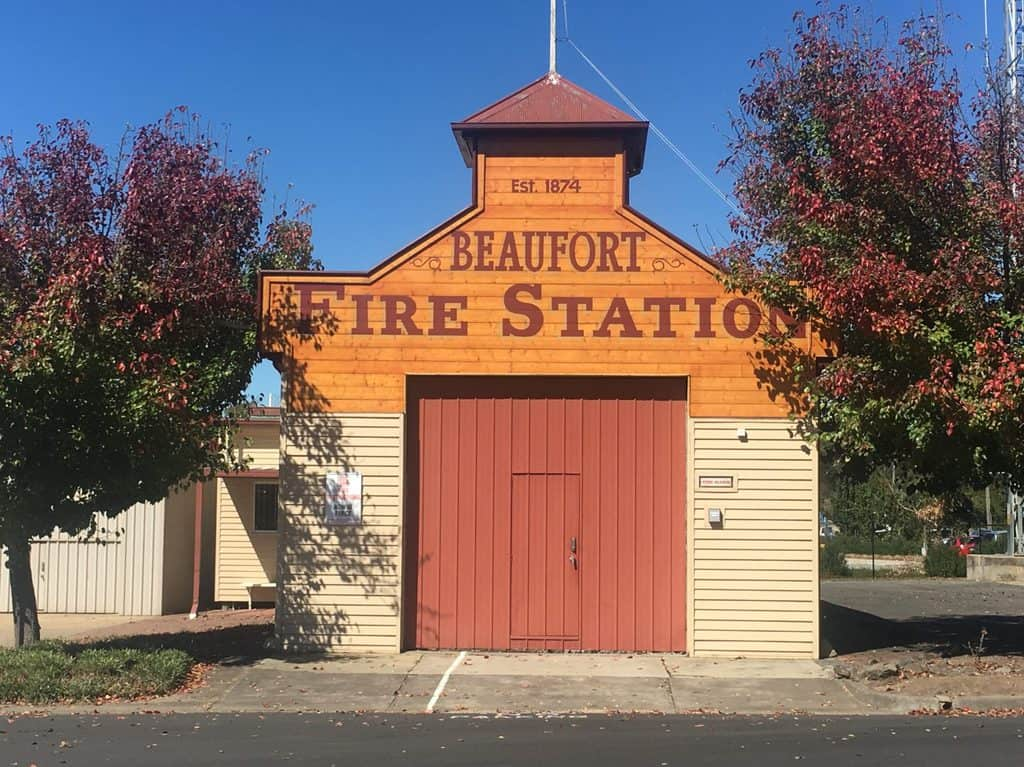 beaufort fire station - faraway files 71