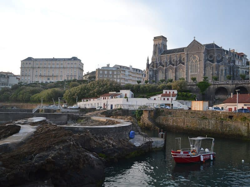 biarritz - favourite cities on the french atlantic coast