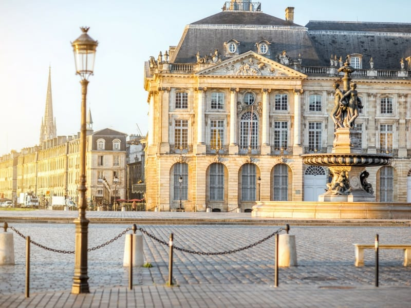 bordeaux - best french cities to visit