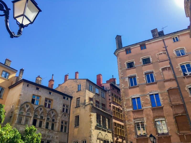 Lyon - food capital of france