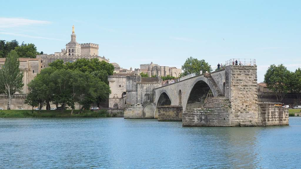 Avignon - beautiful cities in southern france