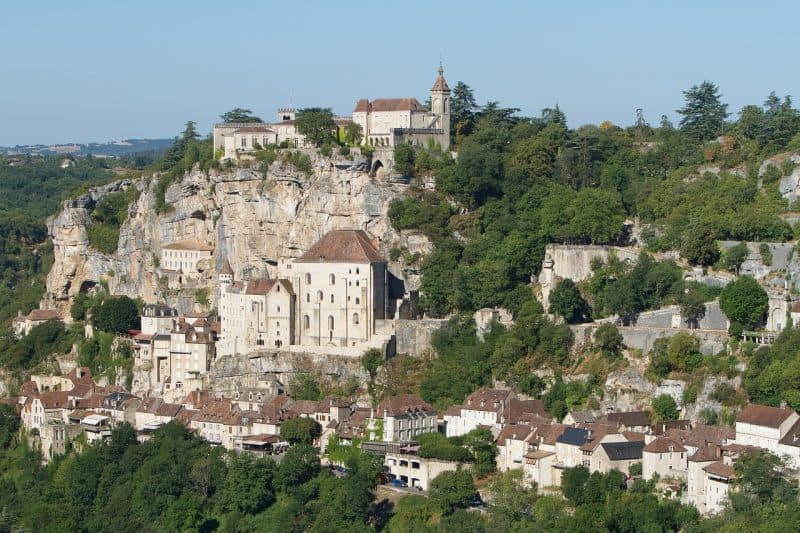 rocamadour - best small towns in france