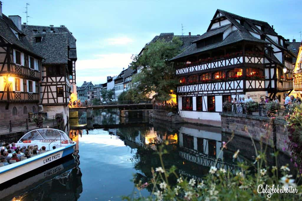 Strasbourg - city in Alsace France