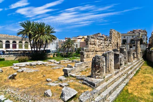 Ortigia - hidden gems in Sicily