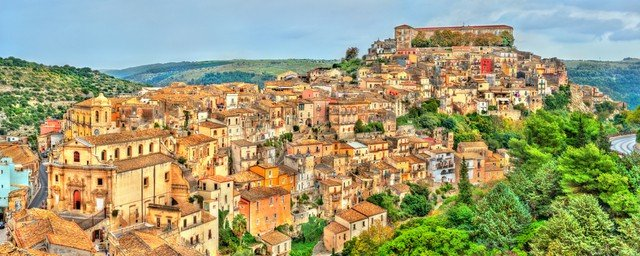 Ragusa - off the beaten track sicily
