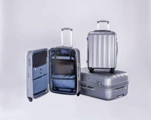 best travel suitcase set