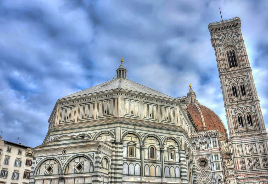 Florence duomo - Italy highlights itinerary