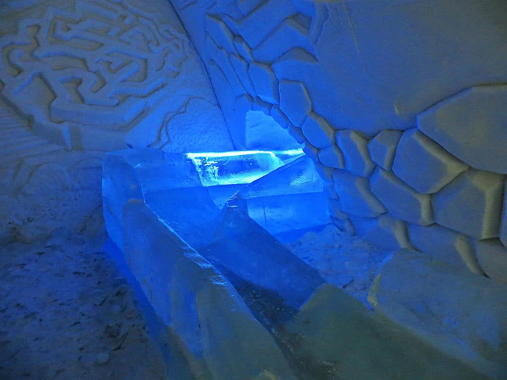 finland things to do Kemi snow castle
