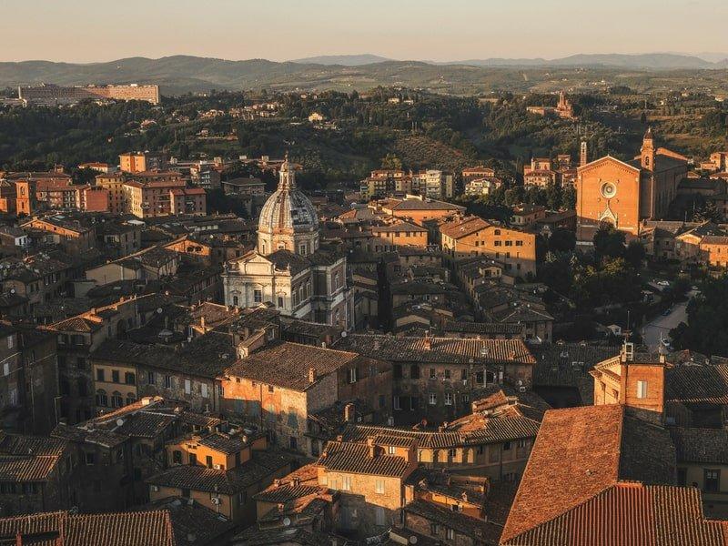 siena tuscany top italy itinerary