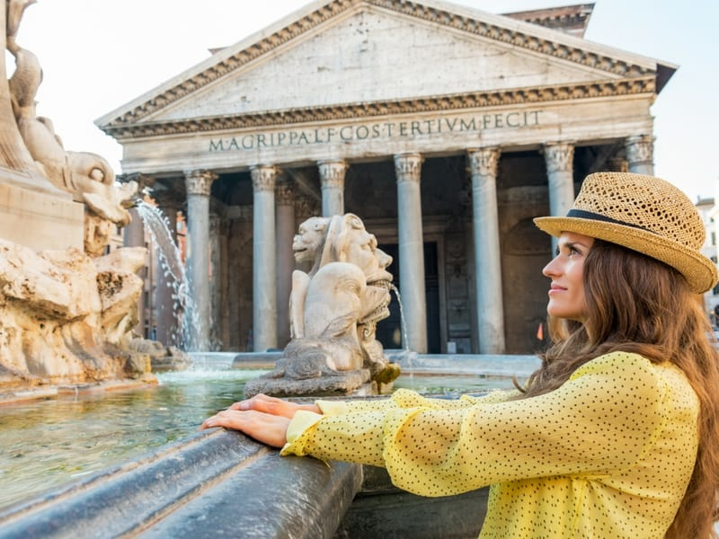 what to wear in rome italy
