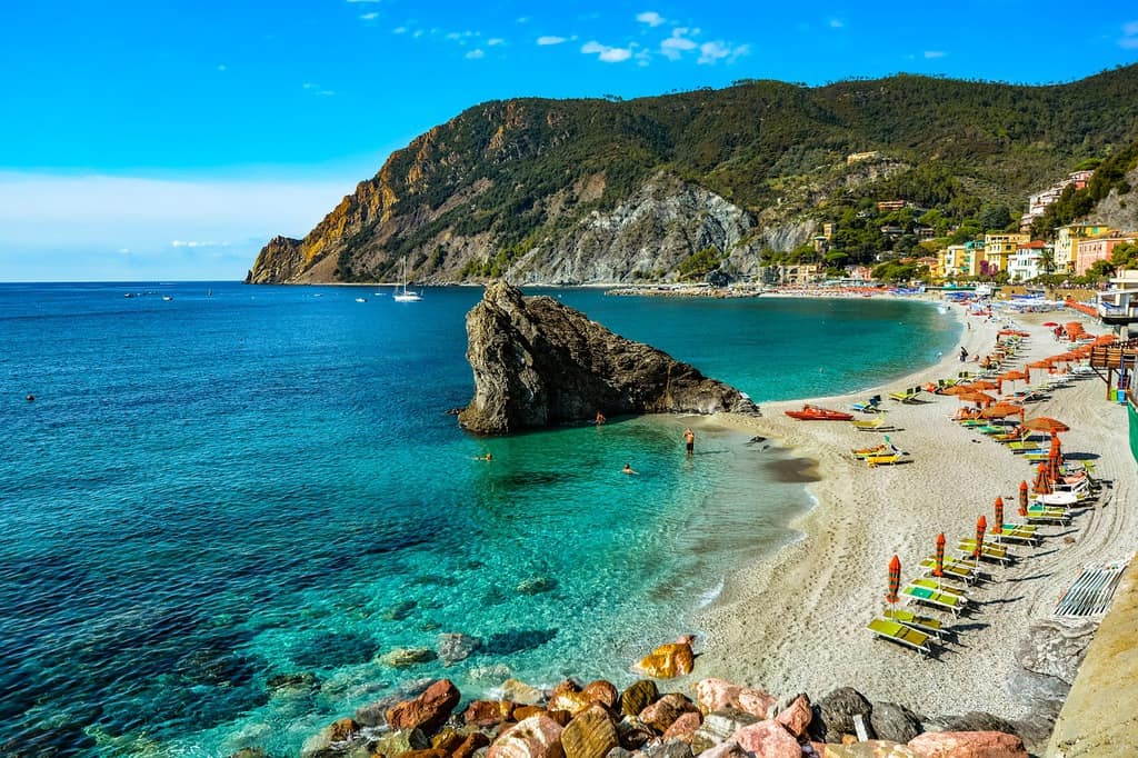 monterosso al mare on cinque terre - must visit places in italy