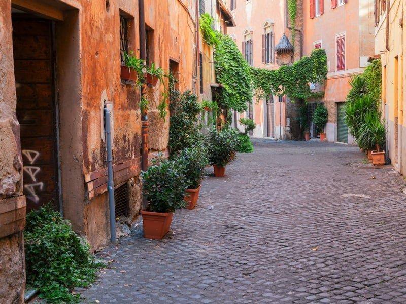 wander rome monti