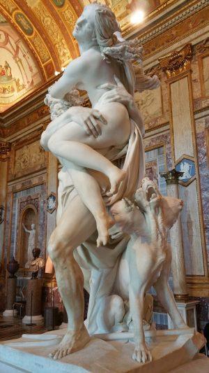 bernini - five days in rome itinerary