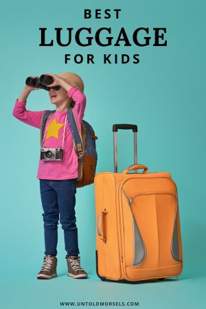 48e4308c095e Best kids luggage sets - fun and practical picks for your next trip