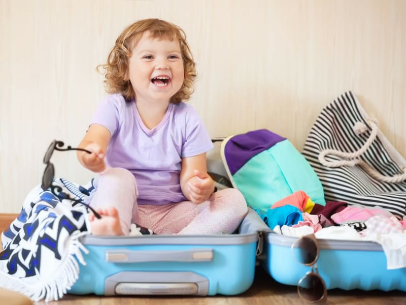 best childrens suitcases