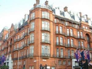 claridges - best luxury hotels london mayfair