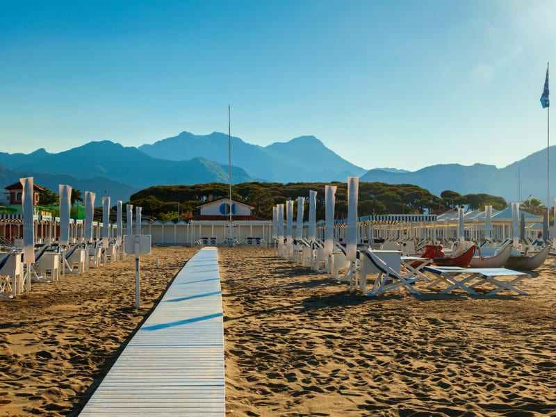 forte dei marmi day trip from florence