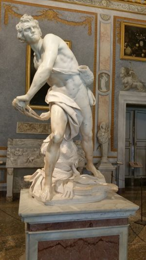 galleria borghese - 5 days in rome suggested itinerary