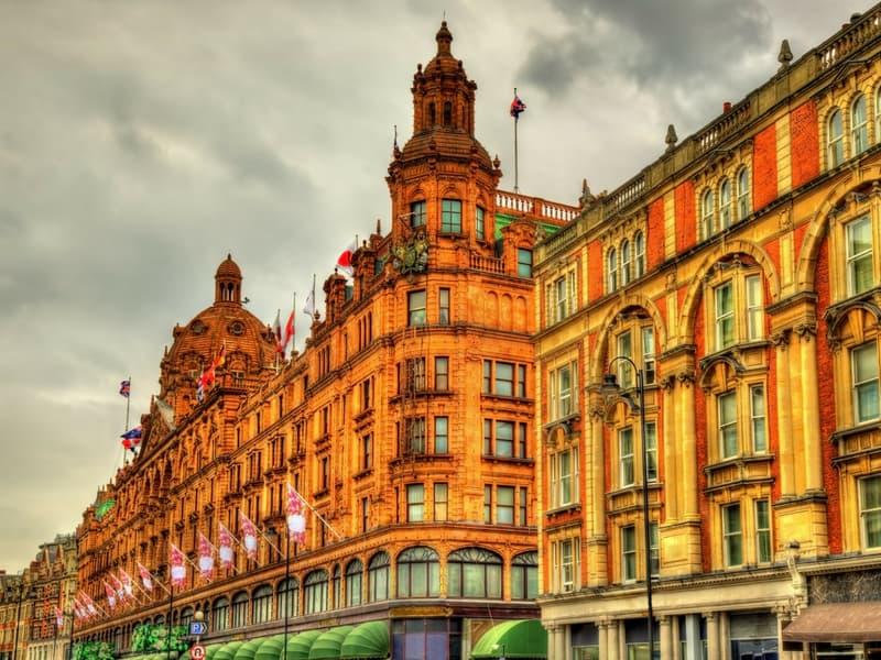 stay near harrods - hotels london city centre