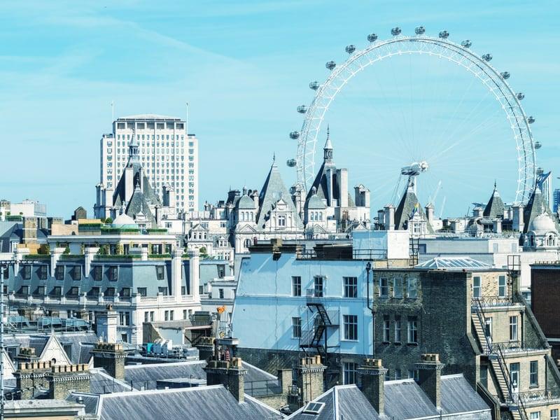 hotels southbank london