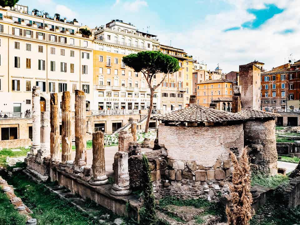5 days in Rome itinerary - highlights and secrets of the Eternal City