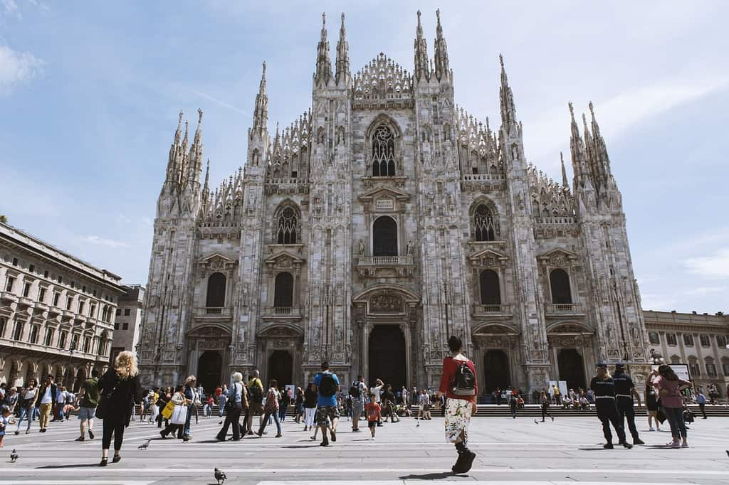 day trip from florence to milan